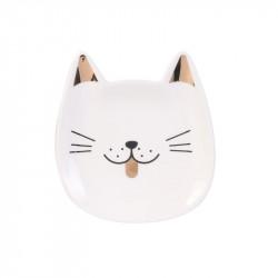 Grossiste porte-savon en forme de tête de chat