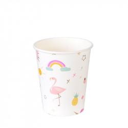 Grossiste gobelet en carton spécial anniversaire x6