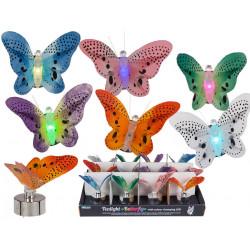 Papillon lumineux LED à...
