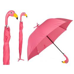 Parapluie flamant rose avec...