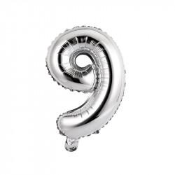 Grossiste ballon en forme de chiffre réutilisable 35cm