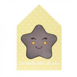 Grossiste décoration lumineuse maison en bois pour enfant spécial étoile