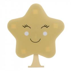 Grossiste veilleuse sticker murale en forme d'étoile