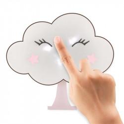Grossiste veilleuse sticker murale en forme de nuage
