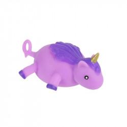 Grossiste et fournisseur. Ballon licorne à gonfler violet.