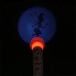 Grossiste lampe torche projecteur avec 3 projections