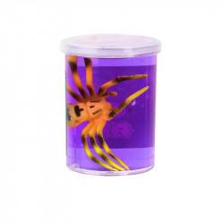 Grossiste pâte gluante violette avec araignée