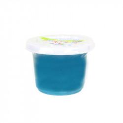 Grossiste pot de pâte gluante et dégoulinante bleue 500g