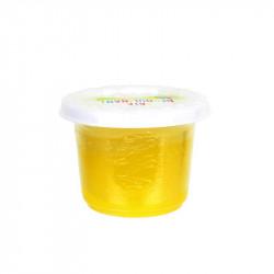 Grossiste pot de pâte gluante et dégoulinante jaune 500g