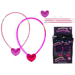 Grossiste coeur fluorescent