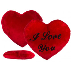 Grossiste coeur peluche i love you 60 cm