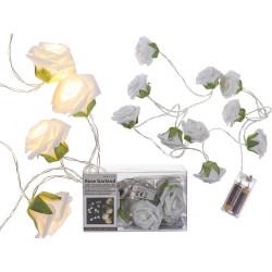 Guirlande de mini roses