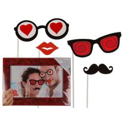 Grossiste accessoires et cadre photo st valentin