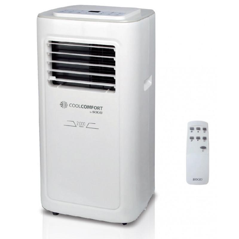Grossiste Climatiseur mobile SOGO froid 8 000 BTU