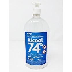 Gel hydroalcoolique 1 litre...