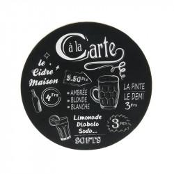 Drink coaster x4