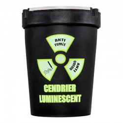 Grossiste et fournisseur. Cendrier anti-fumée luminescent vert