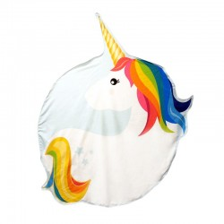 Unicorn beach towel - 59,1inch