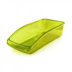Grossiste et fournisseur. Bac de rangement frigo vert