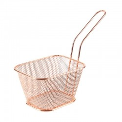 Steel french fries basket