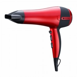 Hair dryer - red color - 2200W
