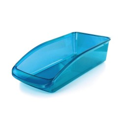 Grossiste et fournisseur. Bac de rangement frigo bleu