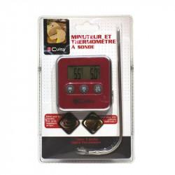 Grossiste et fournisseur de thermomètre à sonde et minuteur