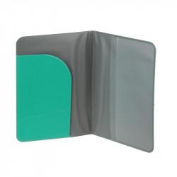Grossiste et fournisseur. Protège-passeport vert