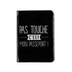Grossiste et fournisseur. Protège-passeport noir
