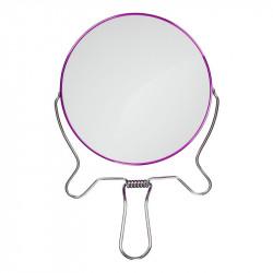 Grossiste et fournisseur. Miroir grossissant x 3 à poser violet