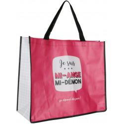 "Grocery bag 15.7x8.7x19.6"""