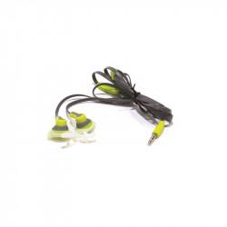 Grossiste et fournisseur. Écouteurs sport MP3 vert