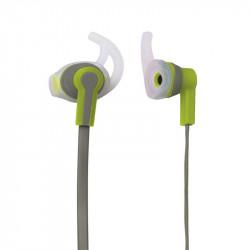 Grossiste et fournisseur. Écouteurs sport MP3 verts