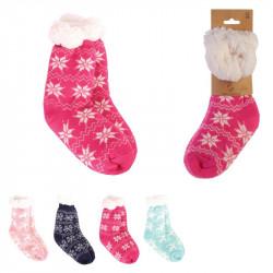 Grossiste et fournisseur. Chaussettes d'enfant hiver.