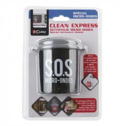 Grossiste et fournisseur. Clean express nettoyeur de micro-ondes.
