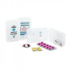 Grossiste et fournisseur. Pilulier compact