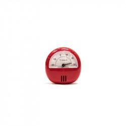 Grossiste et fournisseur. Thermomètre de réfrigérateur ou congélateur aimanté rouge