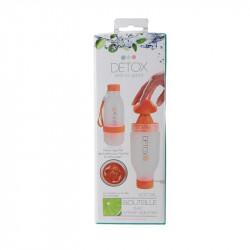 Grossiste bouteille détox avec presse agrume intégré 60 cl I