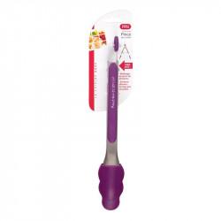 Grossiste et fournisseur. Pince de cuisine en silicone violette