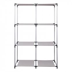 6-shelf shelving unit
