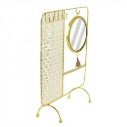 grossiste porte bijoux miroir tradaka. Black Bedroom Furniture Sets. Home Design Ideas