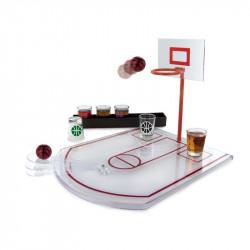 Grossiste. Jeu à boire basket-ball avec 6 verres