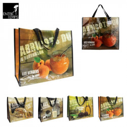 "Grocery bag 19.6x16.5x8.7"""