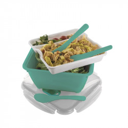 2-compartment Bento lunch...