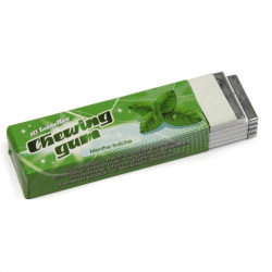 Electric shock chewing gum...