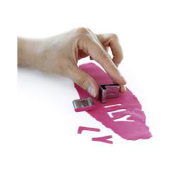 Grossiste et fournisseur. Emporte-pièce en inox forme alphabet x 26
