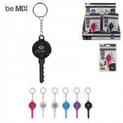 Light motion detector keychain