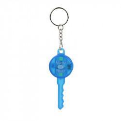 Grossiste. Porte-clés intelligent avec détecteur de mouvements bleu