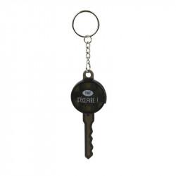 Grossiste. Porte-clés intelligent avec détecteur de mouvements noir