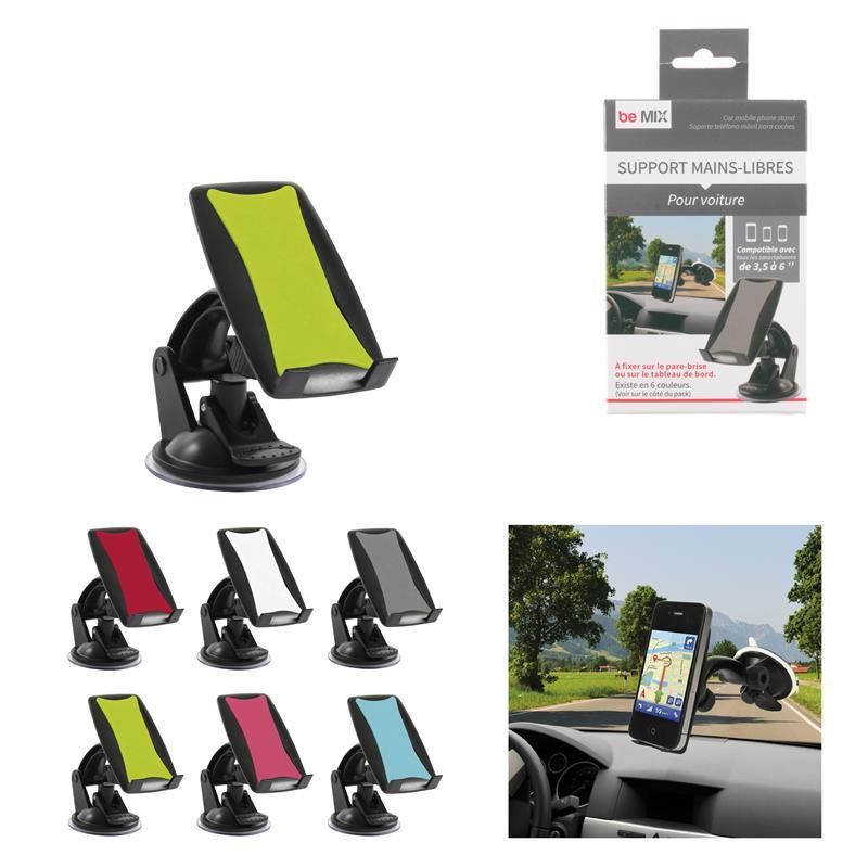 Grossiste. Support de téléphone mains-libres pour voiture